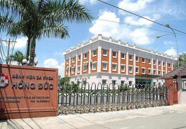 Bệnh viện Hồng Đức